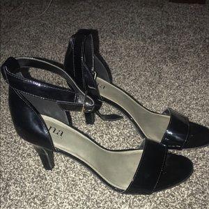 Ana t strap heels